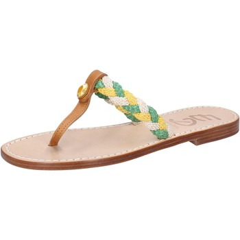 Παπούτσια Γυναίκα Σανδάλια / Πέδιλα Eddy Daniele AX790 Πολύχρωμος