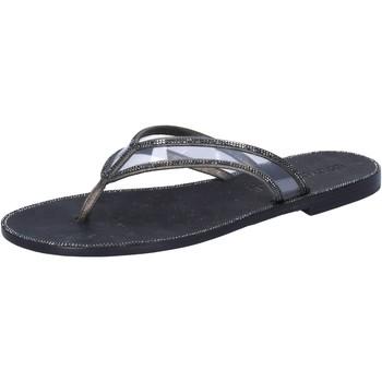 Παπούτσια Γυναίκα Σανδάλια / Πέδιλα Eddy Daniele AW682 Γκρί