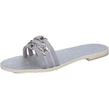 Παπούτσια Γυναίκα Σανδάλια / Πέδιλα Eddy Daniele AW236 Γκρί