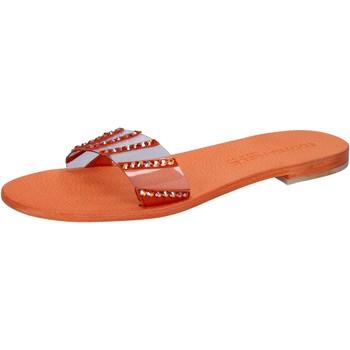 Παπούτσια Γυναίκα Σανδάλια / Πέδιλα Eddy Daniele AW449 Πορτοκάλι