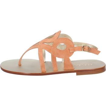 Παπούτσια Γυναίκα Σανδάλια / Πέδιλα Eddy Daniele AW320 Πορτοκάλι