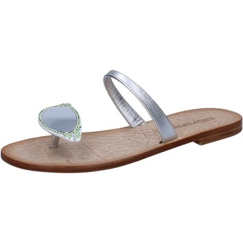 Παπούτσια Γυναίκα Σανδάλια / Πέδιλα Eddy Daniele AW216 Ασήμι
