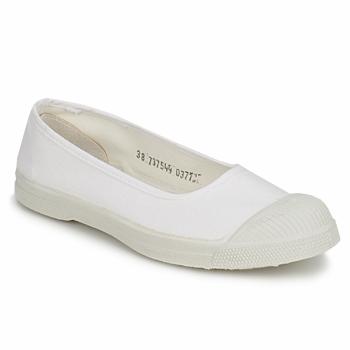 Παπούτσια Γυναίκα Μπαλαρίνες Bensimon BALLERINE Άσπρο