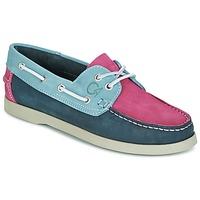 Παπούτσια Γυναίκα Boat shoes Casual Attitude RATAKO FUSHIA / Grey / MARINE