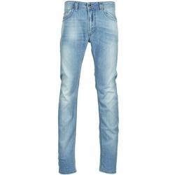 Υφασμάτινα Άνδρας Skinny Τζιν  Diesel THAVAR μπλέ /  CLAIR