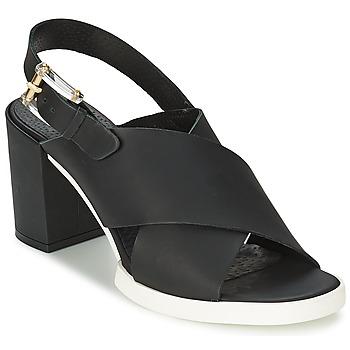 Παπούτσια Γυναίκα Σανδάλια / Πέδιλα Miista DELILIAH Black