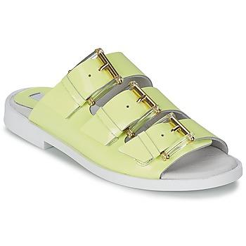 Παπούτσια Γυναίκα Τσόκαρα Miista EMMIE Yellow
