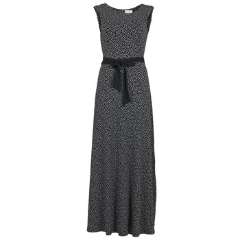 Υφασμάτινα Γυναίκα Μακριά Φορέματα Alba Moda HEIDA Black
