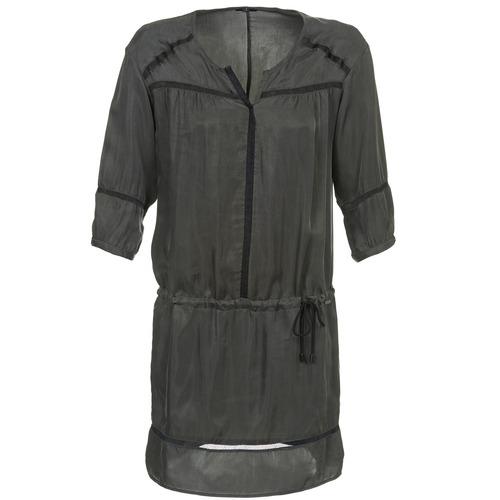 Υφασμάτινα Γυναίκα Κοντά Φορέματα Ikks CHICOLA Grey
