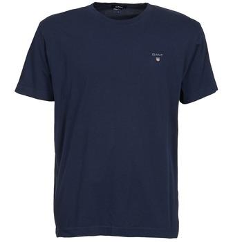 T-shirt με κοντά μανίκια Gant SOLID Σύνθεση: Βαμβάκι