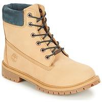 Παπούτσια Παιδί Μπότες Timberland 6 In Premium WP Boot Iced / Coffee