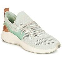 Παπούτσια Γυναίκα Χαμηλά Sneakers Timberland FlyRoam Go Knit Chukka Mπλε / Flower