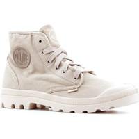 Παπούτσια Άνδρας Ψηλά Sneakers Palladium Pampa Hi 02352-238-M beige