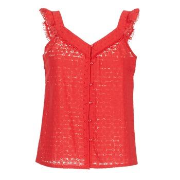 Υφασμάτινα Γυναίκα Μπλούζες Betty London KOCLA Red