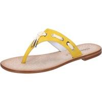 Παπούτσια Γυναίκα Σανδάλια / Πέδιλα Eddy Daniele AW322 Κίτρινος