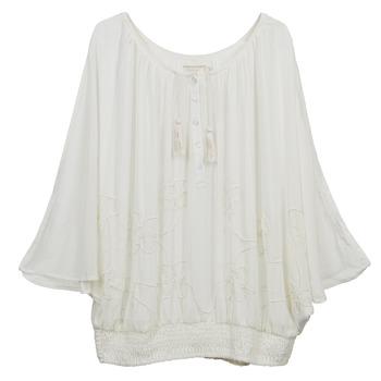 Υφασμάτινα Γυναίκα Μπλούζες Cream DREY ECRU