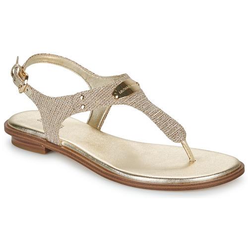 Παπούτσια Γυναίκα Σανδάλια / Πέδιλα MICHAEL Michael Kors MK PLATE Dore