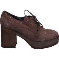 Παπούτσια Γυναίκα Μποτίνια Moma Μπότες αστραγάλου BX07 καφέ