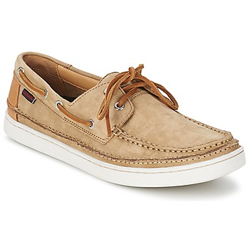 Παπούτσια Άνδρας Boat shoes Sebago RYDE TWO EYE Brown