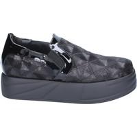Παπούτσια Γυναίκα Slip on Jeannot BX129 Μαύρος