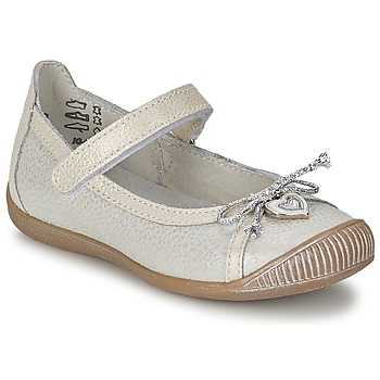 Παπούτσια Κορίτσι Μπαλαρίνες Little Mary SPHERE άσπρο