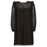 Υφασμάτινα Γυναίκα Κοντά Φορέματα Moony Mood BREYAT Black