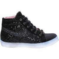 Παπούτσια Γυναίκα Ψηλά Sneakers Fiori Di Picche BX345 Μαύρος