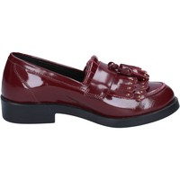 Παπούτσια Γυναίκα Μοκασσίνια Emanuélle Vee BX382 Βιολέτα