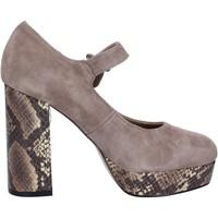 Παπούτσια Γυναίκα Γόβες Emanuélle Vee BX385 Μπεζ