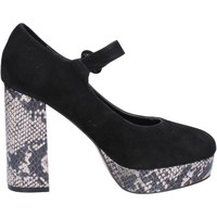 Παπούτσια Γυναίκα Γόβες Emanuélle Vee BX384 Μαύρος