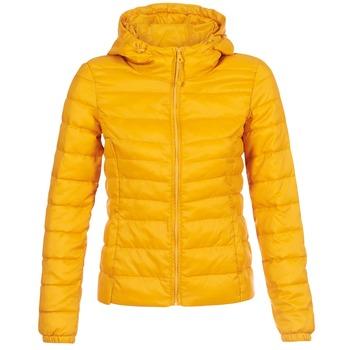 Υφασμάτινα Γυναίκα Μπουφάν Only ONLTAHOE Yellow