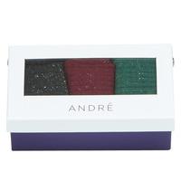 Αξεσουάρ Γυναίκα Κάλτσες André DOUCEUR Multicoloured