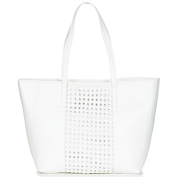Τσάντες Γυναίκα Cabas / Sac shopping André ECLIPSE Άσπρο