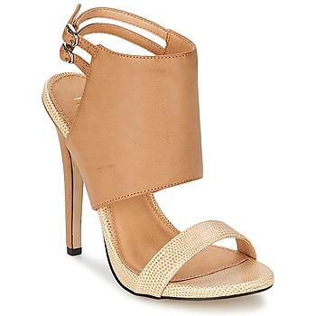 Παπούτσια Γυναίκα Σανδάλια / Πέδιλα Ravel MISSISSIPPI Nude / Beige