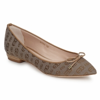 Παπούτσια Γυναίκα Μπαλαρίνες Alberto Gozzi TINA TESSY Brown
