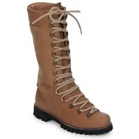 Παπούτσια Γυναίκα Μπότες Swamp STIVALE LACCI Brown /  CLAIR
