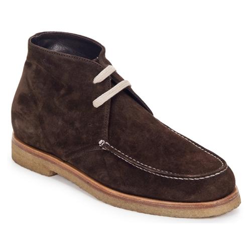 Παπούτσια Γυναίκα Μπότες Swamp POLACCHINO SU Brown / Fonce