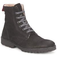 Παπούτσια Γυναίκα Μπότες Swamp STIVALETTO LANA Black