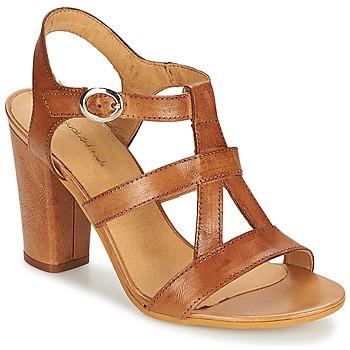 Παπούτσια Γυναίκα Σανδάλια / Πέδιλα Casual Attitude OLILA Brown