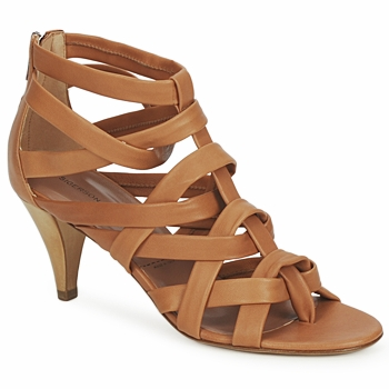 Παπούτσια Γυναίκα Σανδάλια / Πέδιλα Sigerson Morrison CARNICIA Tan
