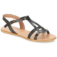 Παπούτσια Γυναίκα Σανδάλια / Πέδιλα So Size DURAN Black