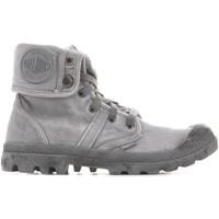 Παπούτσια Άνδρας Ψηλά Sneakers Palladium Baggy Titanium High Rise 02478-066-M grey