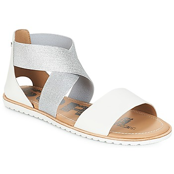 Παπούτσια Γυναίκα Σανδάλια / Πέδιλα Sorel ELLA SANDAL Ασπρό