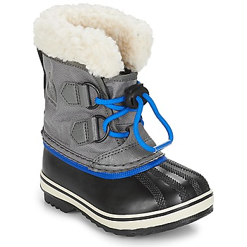 Παπούτσια Παιδί Snow boots Sorel CHILDRENS YOOT PAC NYLON City / Γκρι