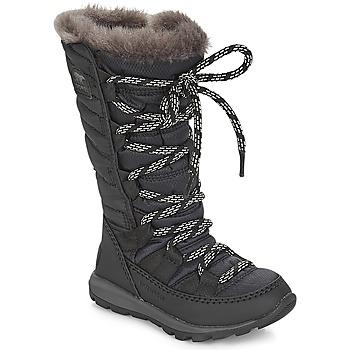 Παπούτσια Παιδί Snow boots Sorel CHILDREN'S WHITNEY LACE Μαυρο