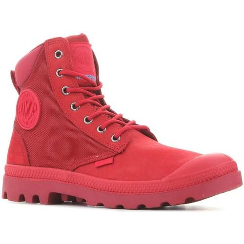 Παπούτσια Μπότες Palladium Pampa Sport Cuff WPN 73234-653 red