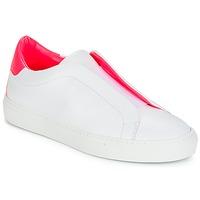 Παπούτσια Γυναίκα Χαμηλά Sneakers KLOM KISS Άσπρο / Ροζ