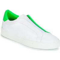 Παπούτσια Γυναίκα Χαμηλά Sneakers KLOM KISS Άσπρο / Green