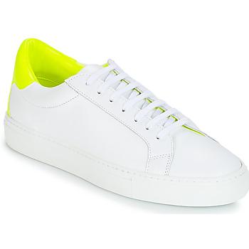 Παπούτσια Γυναίκα Χαμηλά Sneakers KLOM KEEP Άσπρο / Yellow