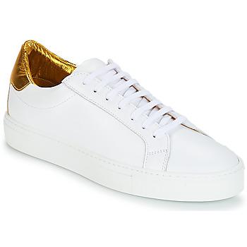Παπούτσια Γυναίκα Χαμηλά Sneakers KLOM KEEP Άσπρο / Dore